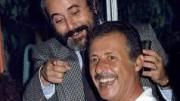 Due persone serene nonostante tutto: due amici capaci di scherzare fra loro come in questo singolare momento. Erano due grandi uomini, avrebbero meritato una lunga vita...