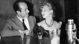 Una delle immagini  più note di Raimondo e Olga nei primi anni... Un tempo felice breve ma non brevissimo in cui ospitarono a Trabia persino Aristotele Onassis e la moglie Tina Livanos.