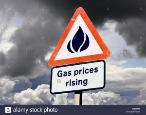 """Anche il prezzo del gas naturale all'utenza aumenta.E' grave: l'energia è tutto,per le famiglie e per l'industria e i trasporti. Frattanto le pensioni sono """"anelastiche"""".E' ovvio che, assieme a nuovi provvedimenti assistenziali si dovrebbero adeguare quelli in corso..."""