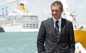 Pasqualino Monti presidente dell'Autorità portuale di sistema della Sicilia occidentale con sede a Palermo.