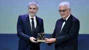 Leone d'oro 2018 ad Alfonso Cuarón