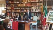 L'intervento di Guido Lo Porto alla Fondazione Tricoli