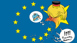 Sola contro tutti, Angela Merkel ha detto no all'estensione del ruolo della Bce e alla creazione di titoli garantiti dall'intera eurozona. Ma anche in Germania sono sempre di più gli esperti che mettono in guardia sull'ossessione tedesca per la disciplina e l'ubbidienza che potrebbe far precipitare l'eurozona nel caos.