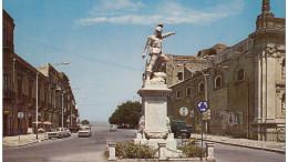 Termini Imerese Monumento a Giuseppe La Masa.