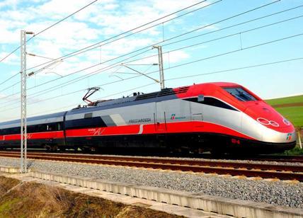 Frecciarossa 10 treno ad alta velocità costruito e in servizio in Italia