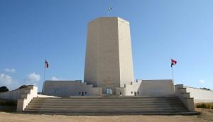 Il Sacrario italiano ad El Alamein