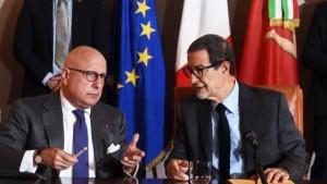 Il vicepresidente Gaetano Armao ha svolto un ruolo decisivo.