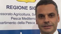Edy Bandiera assessore all'agricoltura della Regione siciliana.