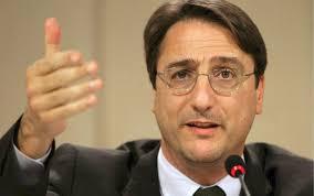 Claudio Fava, presidente della Commissione antimafia