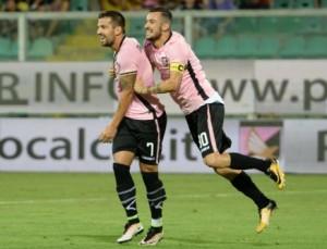 Nestorovsky e Traikovsky: i due macedoni hanno fatto fortuna a Palermo e sono la forza del reparto d'attacco ma il Palermo di Zamparini ha schierato - come mai prima d'ora - più giocatori palermitani.