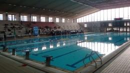 La piscina - disponibile  a Palermo da alcuni decenni - ma male amministrata dal Comune... Gli impiegati sono in sciopero.