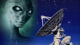 """Telescopi elettronici spiano lo spazio. """"Signals from alienz"""" sembrano giunti nei telescopi russi, americani, ma anche europei e italiani in giro per il mondo. Finora nessuna prova certa di altre civiltà intelligenti nell'immenso alveo dello spazio siderale."""