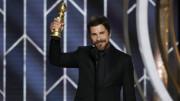 Miglior attore in un film musical o in una commedia Christian Bale  migliore attore in Bohemian Rapsody, miglior film.  (Paul Drinkwater/NBCUniversal via Getty Images)