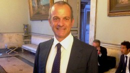 Fabrizio Scimé, segretario  generale all'Ars.