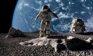 Fin'ora il solo spostamento fisico dell'umanità in un altro corpo celeste rimane la Conquista della Luna (1979).