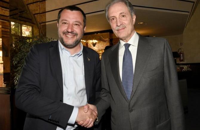 Con Bardi, l'uomo scelto da Berlusconi che piace a Salvini, la destra coglie un'ennesima affermazione  da leggere in un quadro di ampio respiro.