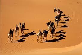 """Anche le """"rotte"""" terrestri africane, appartenute alle grandi """"carovaniere"""" si ripropongono in chiave moderna attraverso ferrovie e rotabili."""