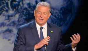 """Al Gore ha preso i """"dati della previsione più drastica"""", presentandolicome futuro """"riscaldamento globale"""" ora è multi-milionario."""