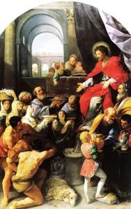 Guido Reni: San Giobbe.