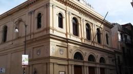 Il Teatro Santa Cecilia, quartier generale della manifestazione, si è ben prestato allo scopo.