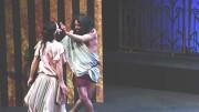 Un momento della rappresentazione al Teatro Palladium di Roma