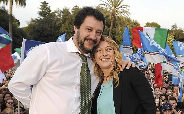 Meloni e Salvini, una amore da rafforzare?