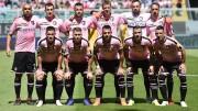 Il Palermo in una recente formazione.
