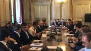 La riunione a Roma in tema di agricoltura e pesca.