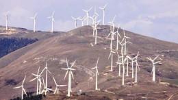 """Pale eoliche sulle nobili colline italiane: un inutile sfregio. """"Che le rinnovabili da vento e sole possano concretamente contribuire all'enorme fabbisogno d'energia del mondo moderno è molto dubbio. Quel che è certo è che scatenano un enorme business per qualcuno (articolato a vari livelli)."""