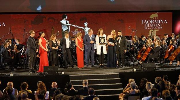 Regista e cast del film vincitore, Show me what you got con Stone Genovese e Bizio Casadonte