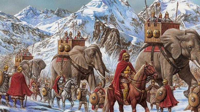 Annibale passa le Alpi  con l'esercito di Cartagine per combattere contro i Romani. Oggi non gli sarebbe possibile percorrere la stessa strada a causa dei ghiacci. La storia - oltre alla preistoria - ci lascia più testimonianze di un susseguirsi di tropicalizzazioni e glaciazioni che misero alla prova le popolazioni di Roma e del Medio evo. Ciò quando la antropizzazione e le attività industriali erano una bazzecola. La bufala maggiore è che il caldo - se c'è - sia colpa dell'uomo.
