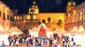 Piazza della Repubblica, considerata una delle più belle piazze d'Italia, si riempe di vita e di  tensostrutture nei giorni del Blue Sea Land.