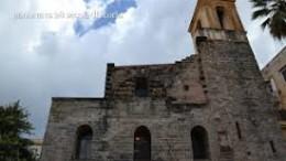 Visione esterna di Santa Maria Maddalena, all'interno  del Comando Carabinieri presso Porta Nuova in corso V. Emanuele.