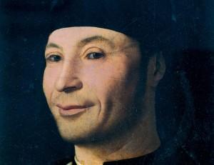 """Antonello da Messina vessillifero del """"ritratto moderno"""". Ecco il suo famoso """"Ignoto""""."""