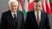 A Draghi anche la benedizione di Mattarella: contenti loro...