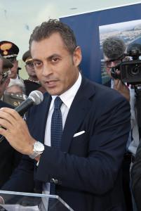 Vecchio di militanza, giovane detà, Pasquale Monti