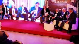 La foto fornita dall'organizzazione di un momento del convegno.