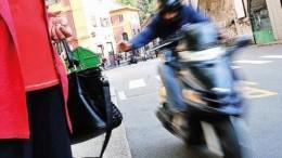 Lo scippo è fra i più frequenti episodi di violenza stradale, ma non certo l'unico.