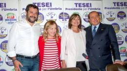 La destra nuovamente unita vince in Umbria
