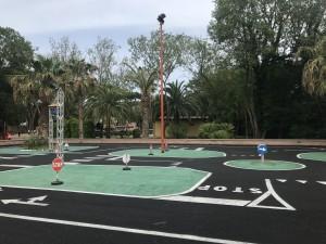 Parco giochi o educazione stradale? Interessante iniziativa al Cavallino Matto...