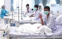 Carenza  di spazio e di personale sono due motivi di rischio per il contagio di malattie all'interno degli ospedali.