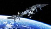 La stazione spaziale Iss