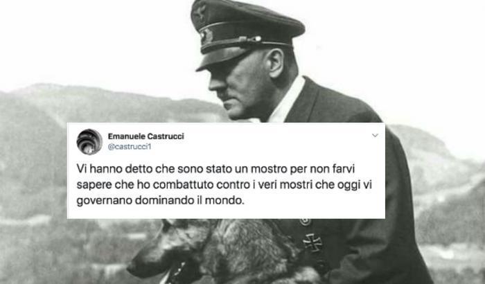 Così il Prof Castrucci su Twitter