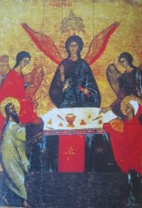 La Divina Sapienza è rappresentata in più modi.Essa è a fondamento della fede.La sapienza è fra le qualità caratteristiche di Dio, alla base della trinità e unicità