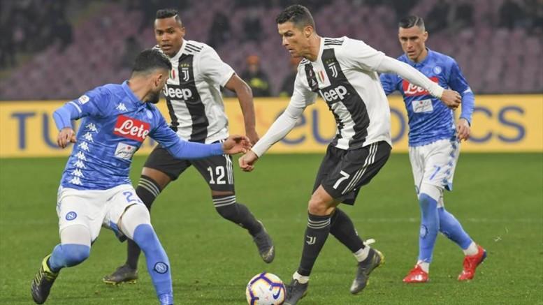 """Ronaldo è uno dei giocatori più abili e veloci """"palla al piede""""."""