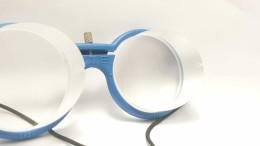 Gli strani occhiali prismatici sperimentati e costruiti a Palermo