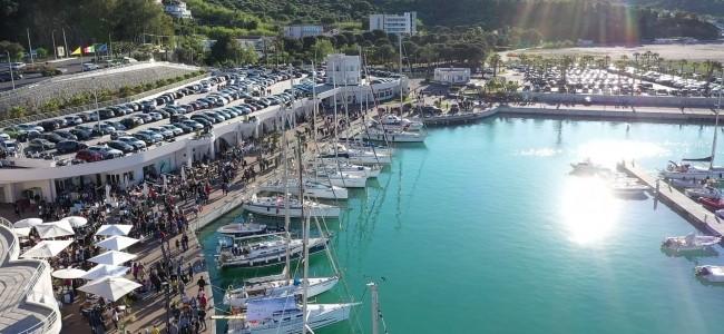 In occasione della manifestazione le barche sono ospitate nel porto di Capo d'Orlando Marina