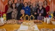 Cento ma non li dimostra: foto ricordo a Partinico con Nonna Rao.