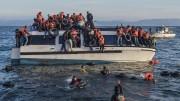 Trasbordo di Open Armas presso le coste greche. Di Ggia - Opera propria, CC BY-SA 4.0, https://commons.wikimedia.org/w/index.php?curid=45303282