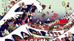 il consumismo è l'anti religione del momento. Tutto è consumo, persino ciò che non si paga in denaro: per esempio il peccato contrabbandato come gesto antisociale, innovativo,moderno, ...modernità, all'insegna del relativismo etico. Tuttavia, in larga misura, il consumo è di per sé il sostegno dell'economia moderna.